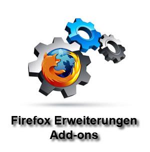Firefox Erweiterungen Add-ons