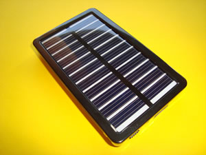 Solarmodul für Raspberry Pi
